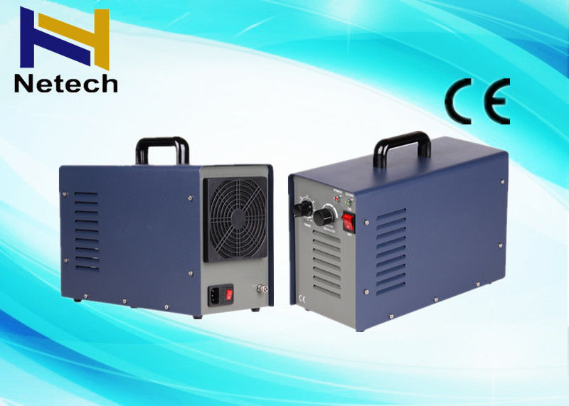 Blue Commercial Ozone Generator For Air Purifier Ozone cleanion / clean Machine